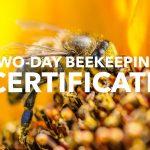 Edmonton Beekeeping Course, Beekeeping Certificate, Dustin Bajer
