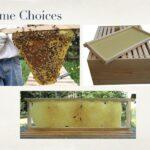Edmonton Beekeeping Course, Getting Started in Beekeeping, Types of Beehive Frames