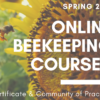 Online Beekeeping Course and Community of Practice, Edmonton, Alberta